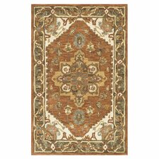 Maple Antique Rust Rug