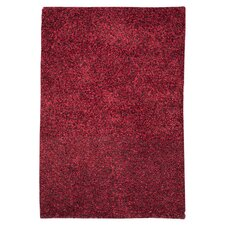 Olin Red Area Rug