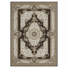 Welbourne Coffee / Ivory Rug