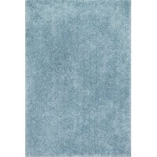 <strong>Loloi Rugs</strong> Cozy Shag Light Blue Rug