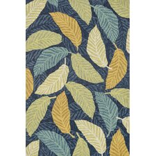 <strong>Loloi Rugs</strong> Tropez Blue/Multi Tropical Inspired Rug