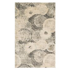 Journey Ivory/Smoke Outdoor Rug
