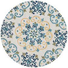 Francesca Blue Area Rug