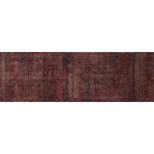Viera Red/Taupe Rug