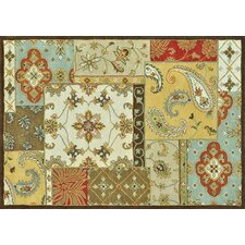 Elmwood Patch Multi Rug