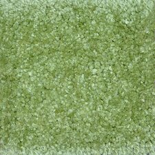 Hera Green Solid Area Rug