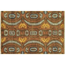 Spencer Blue / Cinnamon Rug