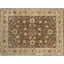 Yorkshire Brown Area Rug