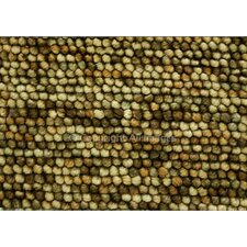 Clyde Gold / Brown Rug