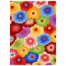<strong>Loloi Rugs</strong> Juliana Multi Floral Rug