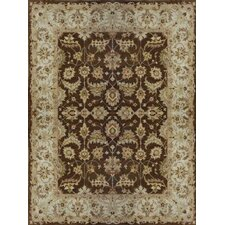 Elmwood Brown / Ivory Rug