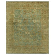 Bogart Sea/Gold Area Rug