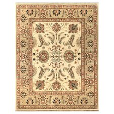 Majestic Ivory/Gold Area Rug