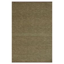 Green Valley Brown Solid Area Rug
