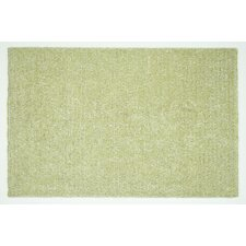 Happy Shag Citron Gold/Yellow Area Rug