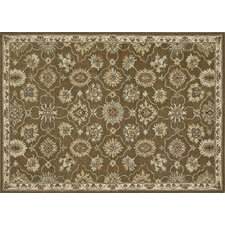Fairfield Brown/Ivory Rug