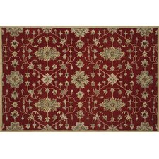 Fairfield Red/Multi Rug