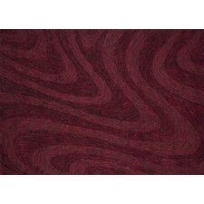 Persie Crimson Area Rug