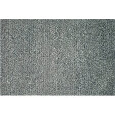 Happy Shag Stee Black/Gray Areal Rug