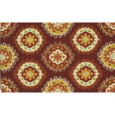 Sunshine Red / Multi Rug