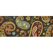 Summerton Chocolate/Multi Rug