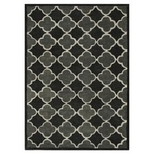 Brighton Black / Grey Rug