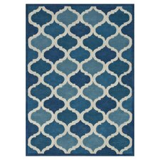 Brighton Cobalt Blue Area Rug