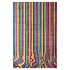 Madeline Multi Stripe Area Rug