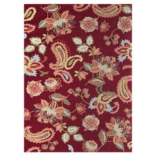 Juliana Red Rug