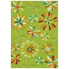 Sunshine Fern Rug