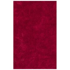 Cloud Red Area Rug