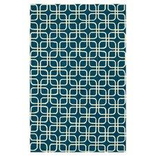 Venice Beach Blue/Ivory Rug