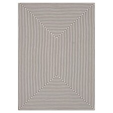 In/Out Grey Area Rug
