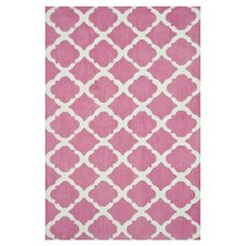 Piper Bubble Gum Pink Rug