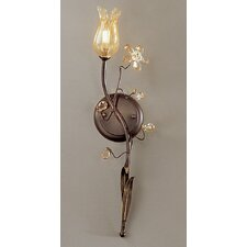 Florentine 1 Light Wall Sconce