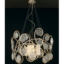 <strong>Classic Lighting</strong> Celeste 11 Light Chandelier