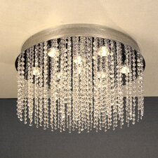 Crystal Rain 10 Light Chandelier
