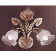Garden Variety 2 Light Wall Sconce
