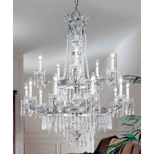 <strong>Classic Lighting</strong> Duchess 15 Light Chandelier