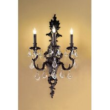 Majestic 3 Light Wall Sconce