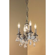 Majestic 4 Light Mini-Chandelier