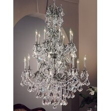 <strong>Classic Lighting</strong> Majestic Imperial 16 Light Chandelier
