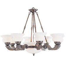 <strong>Classic Lighting</strong> Barrington 2 Light Chandelier