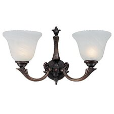 St. Tropez 2 Light Wall Sconce