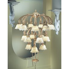 <strong>Classic Lighting</strong> Victorian I 18 Light Chandelier