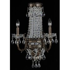 Contessa 2 Light Wall Sconce