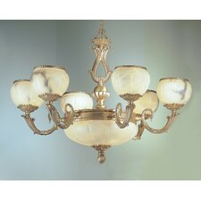 Alexandria I 9 Light Chandelier