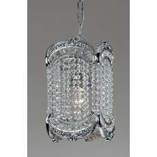 Emily 3 Light Outdoor Hanging Lantern