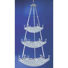 Solitaire 57 Light Chandelier