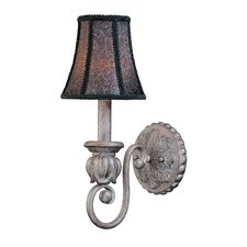 <strong>Classic Lighting</strong> Catturatto 1 Light Wall Sconce